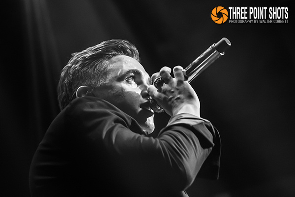 Jesse McCartney brought his 'In Technicolor' Tour to the Mercury Ballroom in Louisville, Kentucky on July 29, 2014. All photos by Walter Cornett.