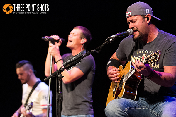 """3 Doors Down finished up their acoustic tour entitled """"Songs from the Basement"""" at the Louisville Palace on September 11, 2014. All photos by Walter Cornett."""